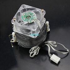 Copper Adjustable Heatsink Cooler 40mm Fan For PC Northbridge Chipset Cooling