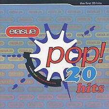Erasure : Pop!: The First 20 Hits CD (2001)