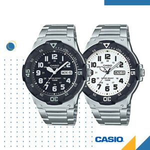 CASIO Genuine MRW-200HD Mens Analogue Watch Classic Diving Sport FREE SHIPPING