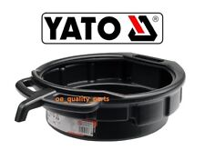 15L Yato Tool Professional Oil Replacing Drain Pan Sump Bucket Tray Bowl YT-0717