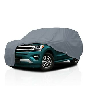 [CSC] Semi Custom Fit SUV Car Cover for 2019-2021 Ford Expedition-UV Protection