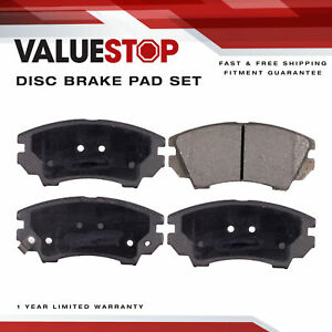 Front Ceramic Brake Pads for Chevrolet Camaro,  Caprice,  Equinox; GMC Terrain