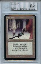 MTG Legends Life Chisel BGS 8.5 NM/MT+ Card Magic WOTC 2972