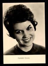 Fanny Daal VEB Verlag 60er anni cartolina N. G 6070 + P 5316