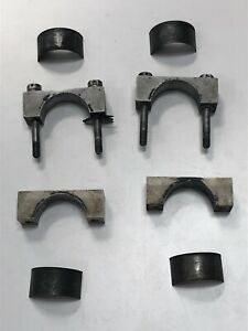 Piper Apache, Aztec Flap Torque Tube Bearing Blocks & Shims