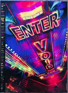 Affiche cinéma ENTER THE VOID 40x60cm Poster Roulé Gaspar Noé / Paz de la Huerta