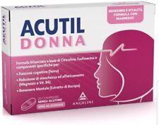 Acutil Donna 20 compresse - Integratore Fosfoserina Citicolina