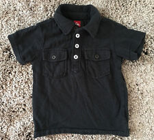 Quiksilver Infant Boys 12 Months Short Sleeve Knit Polo