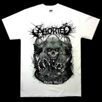 Aborted Necromancer Shirt S M L XL Official Death Metal T-Shirt Tshirt New