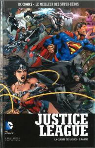 DC COMICS - JUSTICE LEAGUE, MEILLEUR DES SUPER HEROS > TOME 79 / EAGLEMOSS, NEUF