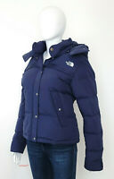 The North Face Women's S-XL TNF Forester 550-Down Winter Crop Jacket Navy NEW