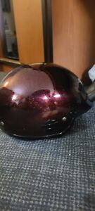 Harley davidson half helmet large
