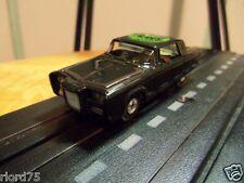 The Green Hornet Black Beauty HO Slot Car NOS Aurora ThunderJet Tjet Chassis