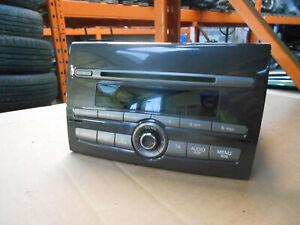 2007 2008 2009 FIAT BRAVO ORIGINAL CD PLAYER RADIO STEREO & SECURITY CODE
