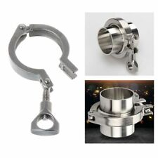 1.5'' Stainless Steel Single Pin Heavy Duty Tri Clamp with Wing Nut Ferrule TC