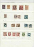 Austria Stamps Page Ref 31420