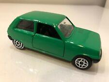 Solido Renault 5TL Green 1/43 Diecast Car