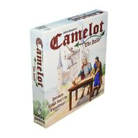 Camelot The Build The Board Game NEW Competitive Family Fun