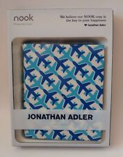 Nook Protective Cover 2nd Edition Jonathan Alder Jet Cover by Barnes & Noble