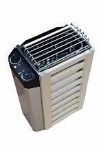 Kompakt Saunaofen SPIRATO Sauna Ofen mit integrierter Steuerung 3,6 kW 230V