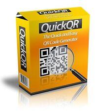 ★Quick QR-Code-Generator ★in Farbe ★ mit Verkaufsseite + MASTER-RESELLER-LIZENZ★