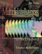 MULTIPLE INTELLIGENCES IN CLASSROOM, 2ND EDITION By Thomas Armstrong *BRAND NEW*