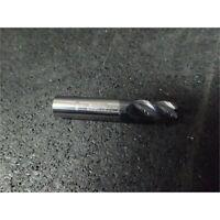 """.093/"""" LOC .312/"""" Long Reach 3FL Carbide End Mill Melin USA H0866 1//16/"""" Ball End"""