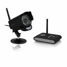 SECURITYMAN Digital wireless surveillance camera DIGIAIR-SD w/PIR   2 Way Audio