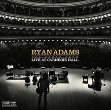 RYAN ADAMS - TEN SONGS FROM LIVE AT CARNEGIE HALL  VINYL LP NEW+