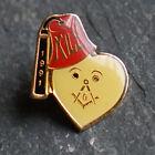 Vintage 1991 Shriners Freemasons  Nile Temple Masons Lapel Hat Pin Gold Tone Met
