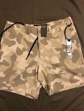 Abercrombie & Fitch para Hombre Camo Pantalones Cortos híbrido 29 Nuevo
