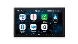 Alpine iLX-W650E Apple Carply / Android Auto, Bluetooth (free reverse camera)
