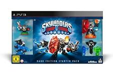 PS3 - Skylanders: Trap Team Starter Pack - Dark Edition DE/EN NEU & OVP