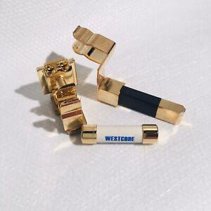 Westcode Hifi Gold Fuse Nano Crystal Pure Silver Highend HiFi 13A