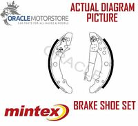 NEW MINTEX REAR BRAKE SHOE SET BRAKING SHOES GENUINE OE QUALITY MSP046