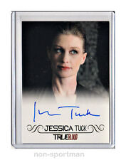 TRUE BLOOD ARCHIVES 2013 JESSICA TUCK AUTOGRAPH