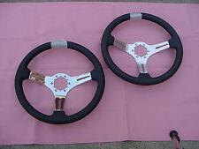 Corvette - New Leather Steering Wheel - 1968-1982
