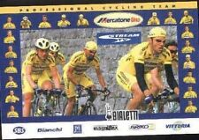 MARCO PANTANI Cyclisme Ciclismo TEAM Mercatone UNO Cycling tour de france Vélo