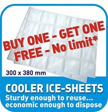 Cooler Ice Sheets / Ice Pack  / Cold Pack / BUY ONE GET ONE FREE