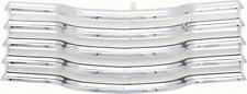 1947-53 Chevy Truck Chrome Grille with White Brackets