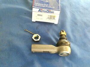 AutoDrive Tie Rod End ES2382 Outer Fits: Chevrolet Geo Lexus Toyota appl 1985-02