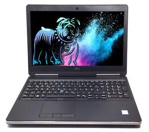 """Dell Precision 7520 15,6"""" Notebook i7-7820HQ 16GB RAM 1TB SSD Quadro M1200 LTE"""