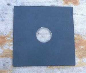 Horseman pattern Sinar F & P fit  lens board panel with copal 0 34.8mm   hole