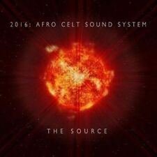 The Source 5060214040396 by Afro Celt Sound System CD
