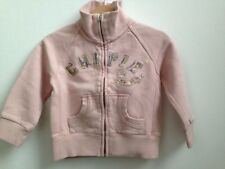 Sweat zippé gilet CHIPIE 3 ans