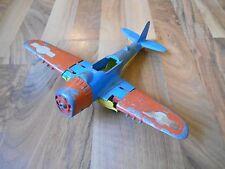 Old Vintage Toy Airplane Plane Aircraft Hubley Kiddie Toy Lancaster PA USA Metal