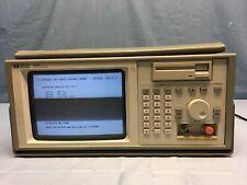 Hp Agilent 1653B 32 Channel 25Mhz/100Mhz Logic Analyzer