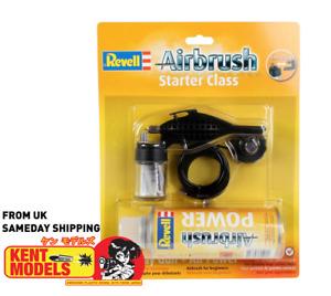 Revell Starter Class Airbrush Kit, UK Stock, Quick Despatch - Kent Models