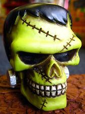 Frankenstein Teschio Pomello del cambio universale adatta Rockabilly Stick Shift AUTO gearstick