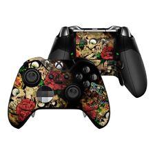 Xbox One Elite Controller Skin Kit - Gothic Tattoo by Sanctus - DecalGirl Decal